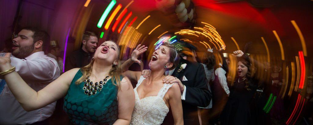 Shutter Drag   Overcoming The Dreaded DJ Lights