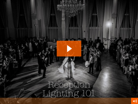 Reception Lighting 101