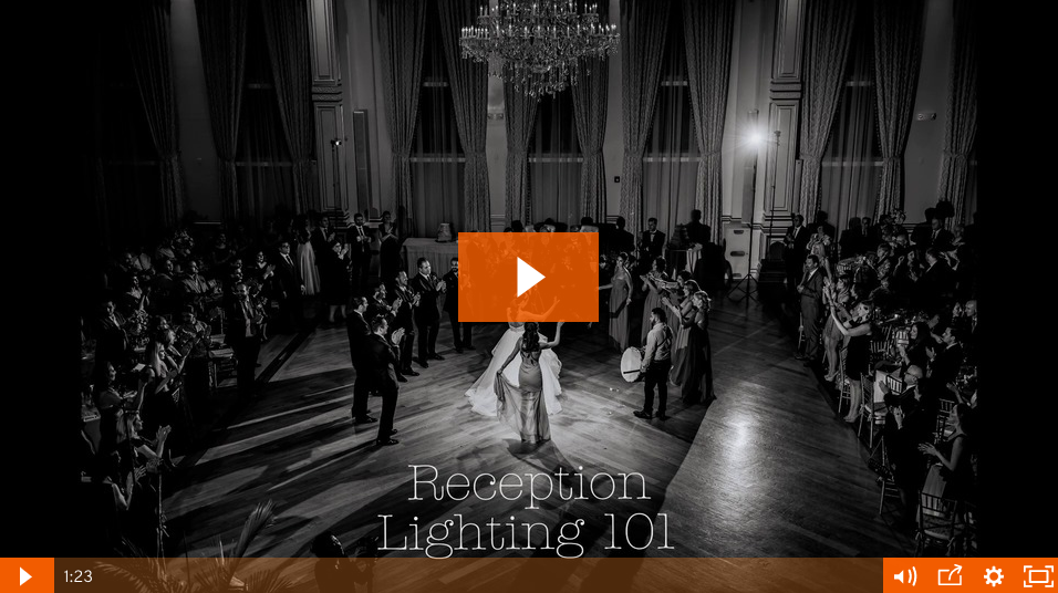Reception Lighting 101